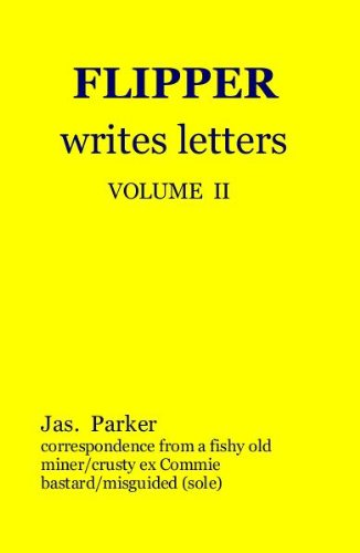 FLIPPER write letters VOL II (English Edition)