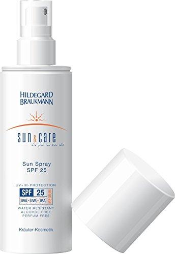 Hildegard Braukmann Sun & Care Sun Spray Lichtschutzfaktor 25, 1er Pack (1 x 200 ml)