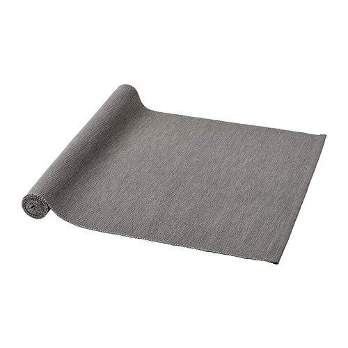 IKEA(イケア) MARIT メーリット テーブルランナー, グレー 203.438.13