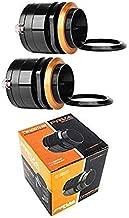 2X PRV Audio TW400Ti-Nd Bullet Super Tweeter 4 ohm Titanium Neodymium 240W NEO
