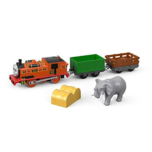 Fisher-Price Thomas & Friends TrackMaster, Nia & the Elephant