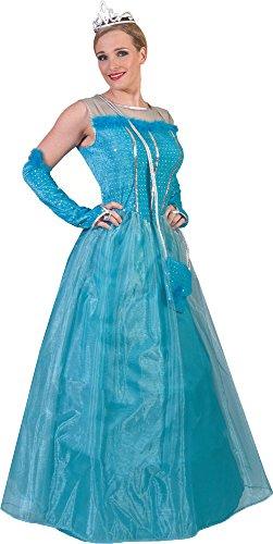 Prinzessin Cinderella Kostüm für Damen Gr. 44 46