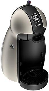 Nescafe Dolce Gusto Piccolo Titanium Multi Beverage Coffee Machine by Krups by Nescafe Dolce Gusto