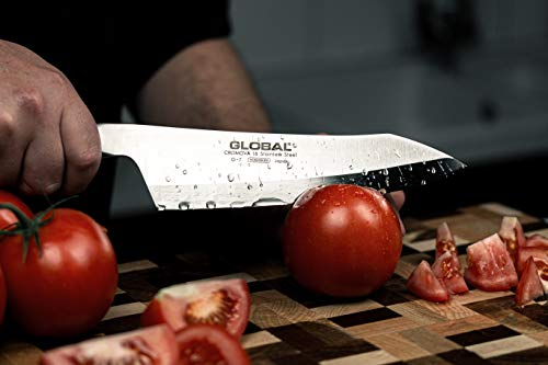 Global G-7-7 inch, 18cm Oriental Deba Knife