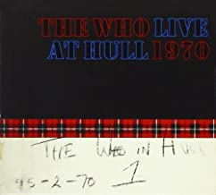 Live At Hull by The Who (2012-11-22)