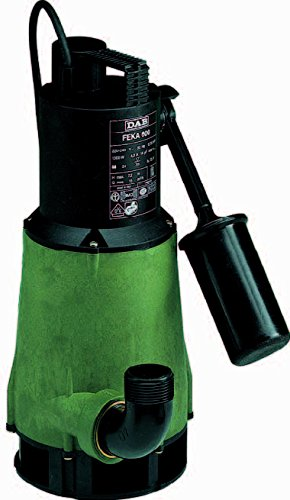 DAB Feka 600M-A dompelpomp, met vlotters, 550 W, aansluiting 1 1/4