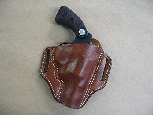 Colt Detective Special 6 Shot Revolver Leather 2 Slot...