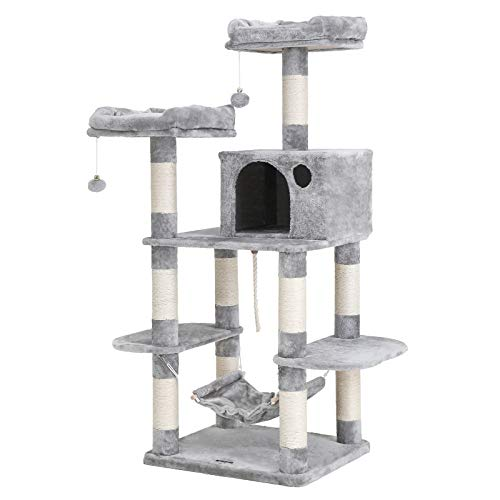 Feandrea cat tree with condo