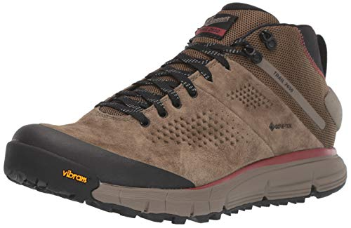 Danner Men's 61240 Trail 2650 Mid 4' Gore-Tex Hiking Boot, Dusty Olive - 11.5 EE
