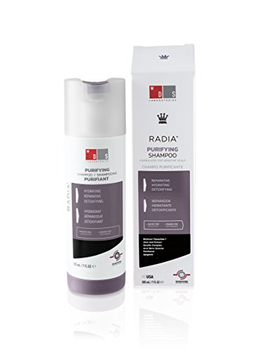 DS Laboratorios Radia - Champú para Piel Sensible o con Tendencia Atópica, 205 ml (DS090)