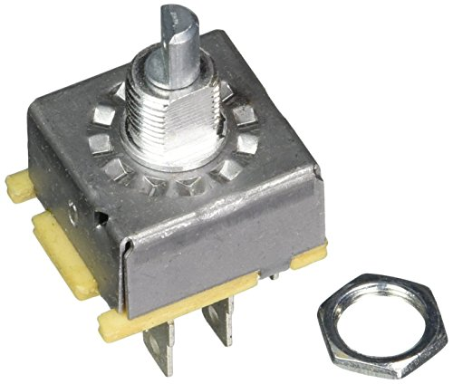 Four Seasons 20017 Rotary Selector Blower Switch