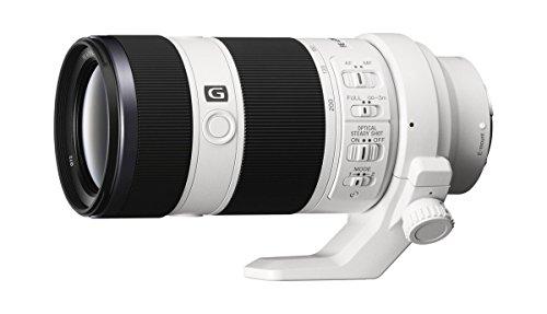 Sony FE 70-200mm F4 G OSS Interchangeable Lens for Sony Alpha Cameras (Renewed)