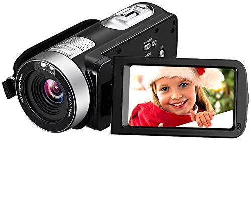 Videocamara 4K 30FPS Cámara de Video 48MP...