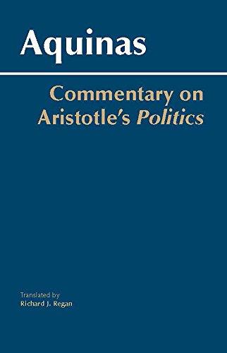 Commentary on Aristotle's Politics