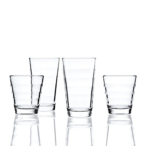 Leonardo Onda Set 12 Becher, 12-...