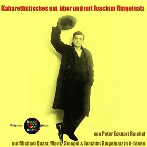 Kabarettistisches um, über und mit Joachim Ringelnatz audiobook cover art