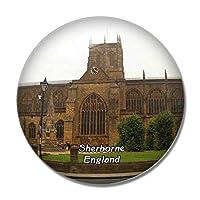 シャーボーン修道院イギリス冷蔵庫マグネットホワイトボードマグネットオフィスキッチンデコレーション