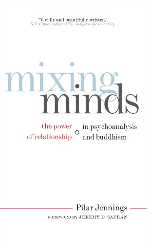 Image of Mixing Minds: The Power of Relationship in Psychoanalysis and Buddhism
