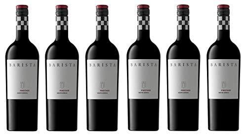 6x 0,75l - 2019er - Barista - Pinotage - Western Cape W.O. - Südafrika - Rotwein trocken