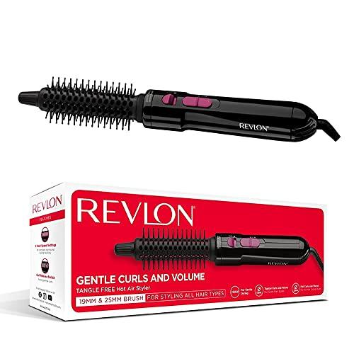 Revlon Hair Tools RVHA6017UK Tangle Free Hot Air Styler, Bl