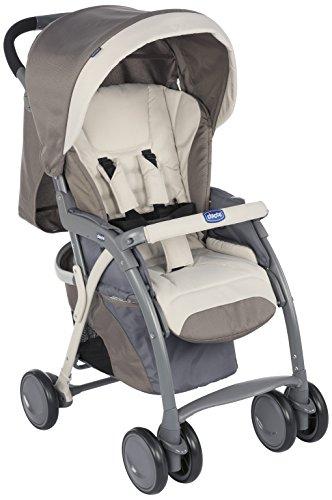 Chicco Simplicity mehr Top Kinderwagen Mokka