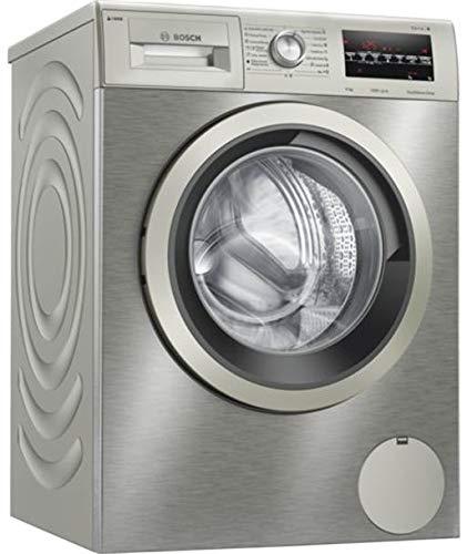 Lavadora Bosch WAU24S4XES 9kg 1200rpm A+++ i-DOS inox