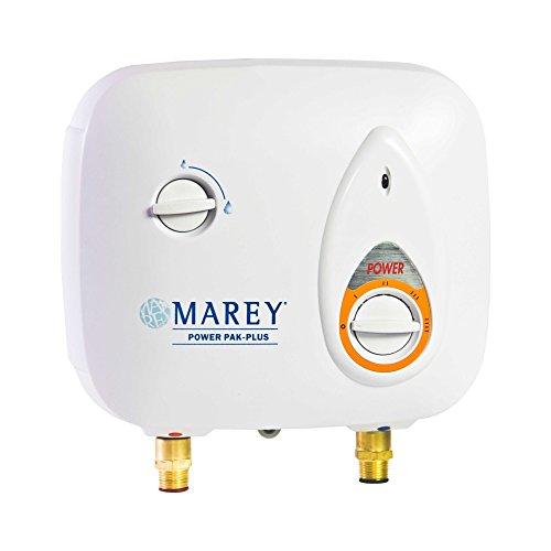 Marey Power Pak Plus Tankless Electric Water Heater, 220 VOLT -  PP220