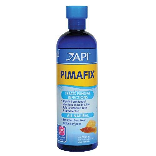 API PIMAFIX Antifungal Freshwater and Saltwater Fish Remedy 16-Ounce Bottle