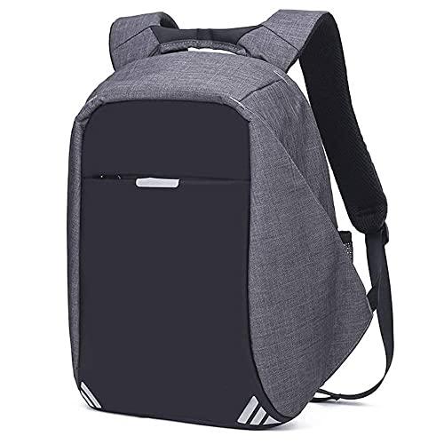 GFDFD Nueva mochila de moda para hombre, mochila para ordenador portátil de poliéster para hombre, mochilas para ordenador, mochila para estudiantes de secundaria, bolsa para estudiantes universitario