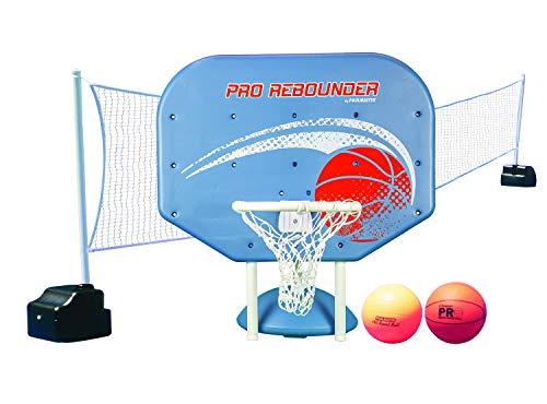 Poolmaster Pro Rebounder Swimming Pool Basketball and...