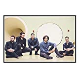 DuanWu Snow Patrol Posters and Prints Canvas Painting Wall