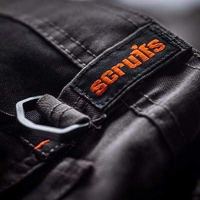 Slate 34-Inch Scruffs T52811 Trade Shorts