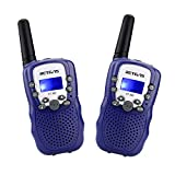 Retevis RT388 Talkie Walkie Enfants PMR446 8...