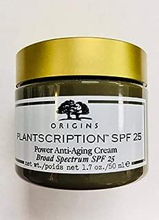 Origins Plantscription SPF 25 Anti-aging Cream 1.7 fl. oz./50 Milliliter