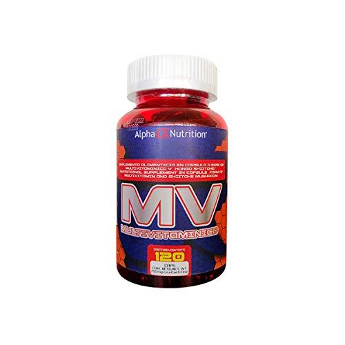 Alpha Nutrition Antioxidantes y Aminoácidos, 120 Capsulas
