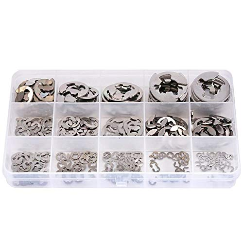 Tab Washers DIN 93 Metric 1000 pcs M10 THK=0.75mm 1 Tab A4 Stainless Steel ID=10.5mm OD=26mm