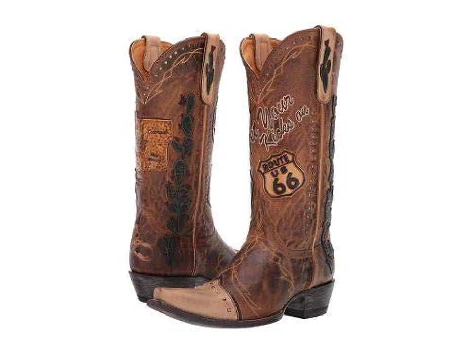 教育者貫入二度Old Gringo(オールドグリンゴ) レディース 女性用 シューズ 靴 ブーツ ウエスタンブーツ Route 66 - Saddle [並行輸入品]