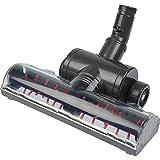 PUHE Piezas de repuesto para aspiradoras Aspiradoras Turbo Floor Tool Reemplazo para Dyson DC32 Modelos Accesorios para aspiradoras (Color: Negro)
