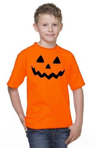 Coole-Fun-T-Shirts Halloween T-shirt voor kinderen + volwassenen