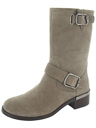 Vince Camuto Womens Wantilla Harnessed Mid Calf Boot Shoes, Foxy, US 7