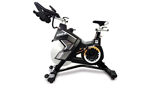 BH Fitness Bicicleta de Ciclismo Indoor SUPERDUKE Magnetic H945, Bicicletas Fitness, Los Mejores Precios