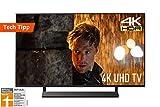 Abbildung Panasonic TX-40GXW804 LED Fernseher 4K (Ultra HD, Smart TV 40 Zoll/100 cm, Alexa Sprachsteuerung, Quattro Tuner, HDMI)