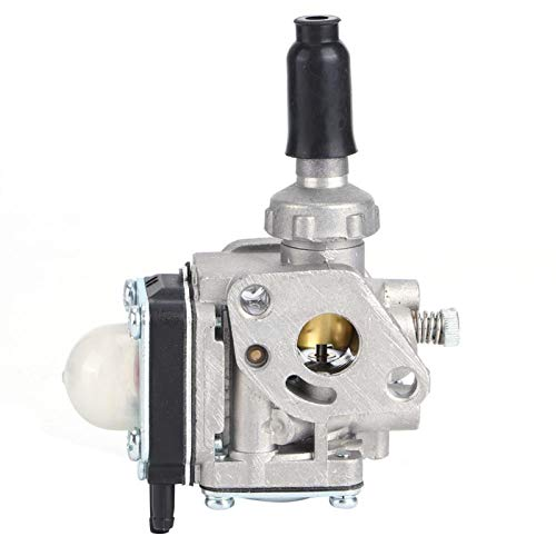 Carburador para Kawasaki, cortacésped Carburador Fabricación Profesional Rendimiento Estable para Kawasaki TH43 TH48 Cortacésped