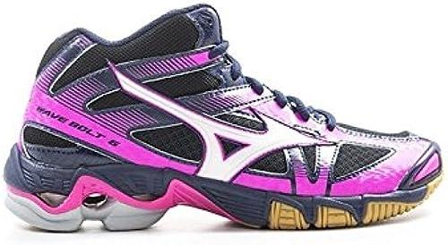 Mizuno Wave Bolt 6 Mid - Hausschuhe de voleibol para damen Wos 72 11,5