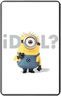 Zing Revolution MS-DMT400345 Despicable Me 2 - Idol Tablet Cover Skin for Amazon Kindle Fire