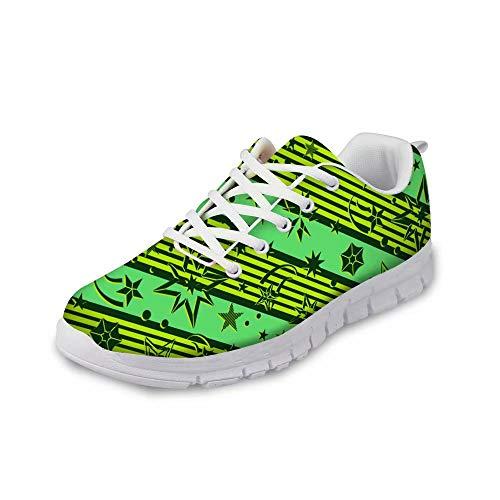 MODEGA Böhmen-Schuhturnschuhe Bunte modische Schuhe Schuhe für Frauen große Breite Laufschuhe Männer Schwarze Art und Weise Turnschuhe Bowlingschuhe Frauen Plus Größe s Bow Größe 42 EU|7.5 UK