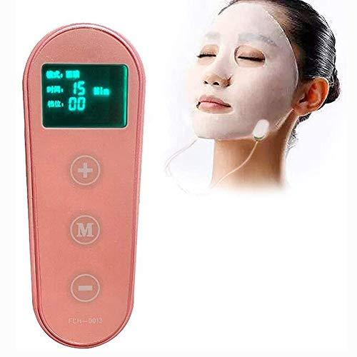 ZXCASD Masajeador Facial De Microcorriente, Máquina De Belleza para Reducir Las Líneas Finas Y Las Arrugas, Máquina De Blanqueamiento De La Piel para Antiarrugas