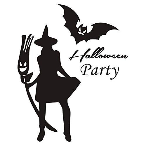 Wandaufkleber Glücklich Halloween Home Haushalt Wand Aufkleber Wandbild Dekor Abnehmbare Neue Halloween-wand-dekor
