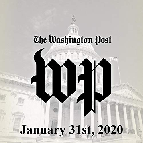 January 31, 2020 copertina