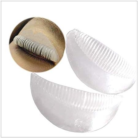 10 almohadillas de silicona para un lifting de pestañas perfecto 10 pz in S,M,L- pack de recarga, LVL lifting de pestañas, rizados de pestañas, ...